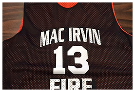 Mac Irvin Jersey – Customized Apparel in Chicago, IL